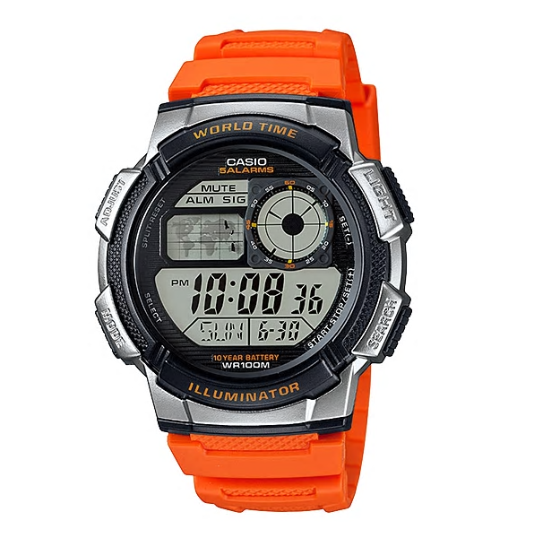Casio Watches General Digital AE-1000W-4BVDF (TH)