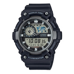 Casio Watches General  Analog/Digital AEQ-200W-1AVDF (CN)