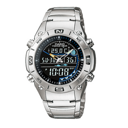 Casio Watches General Analog/Digital AMW-703D-1AVDF (CN)