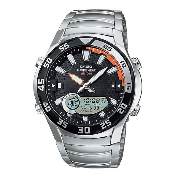 Casio Watches General Analog/Digital AMW-710-1AVDF (CN)
