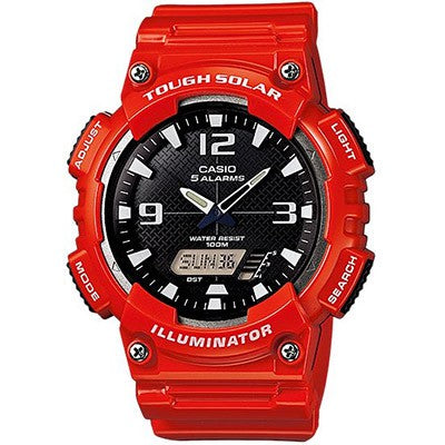 Casio Watches General  Analog/Digital AQ-S810WC-4AVDF (CN)