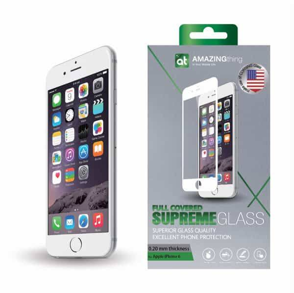 AMAZINGthing iPhone 6/6S 0.20mm TEMPERED GLASS - Gadgitechstore.com