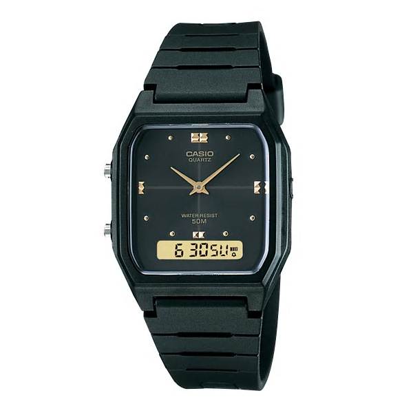 Casio Watches General Analog/Digital AW-48HE-1AVDF (CN)