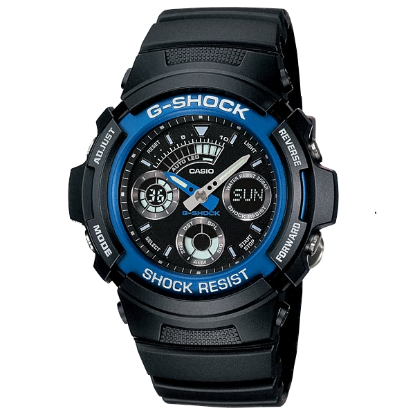Casio Watches G SHOCK Youth Analog AW-591-2ADR (TH)