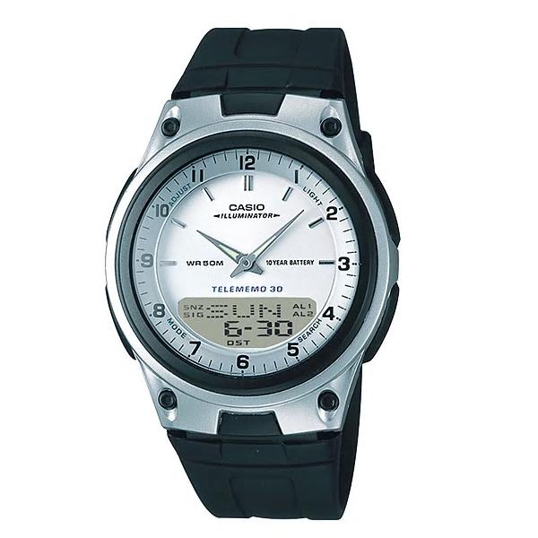 Casio Watches General Analog/Digital AW-80-7AVDF (CN)