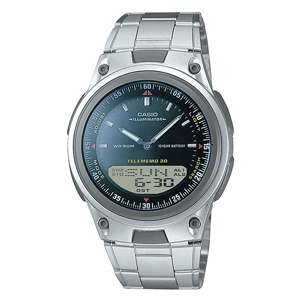 Casio Watches General Analog/Digital AW-80D-1AVDF (CN)
