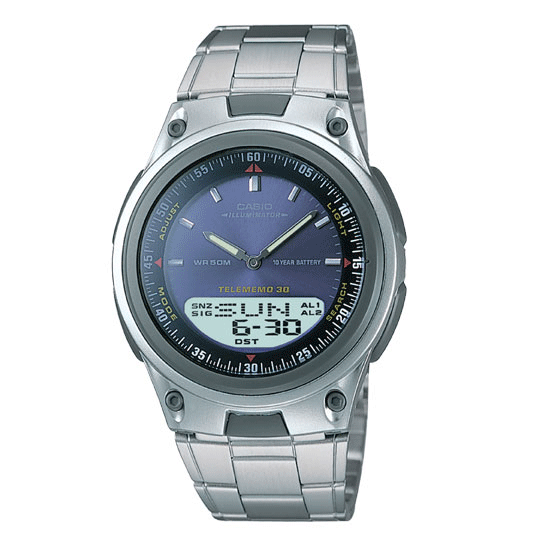 Casio Watches General Analog/Digital AW-80D-2AVDF (CN)