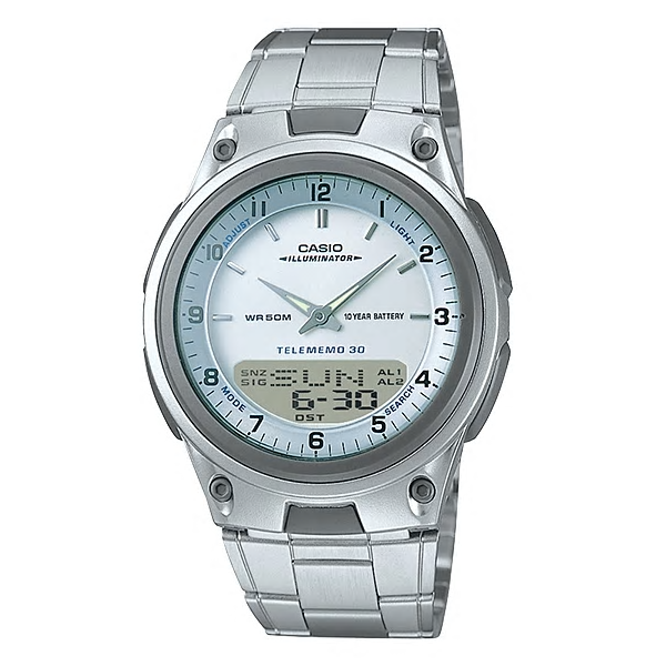 Casio Watches General Analog/Digital AW-80D-7AVDF (CN)