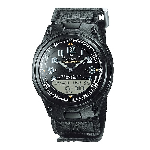 Casio Watches General Analog/Digital AW-80V-1BVDF (CN)
