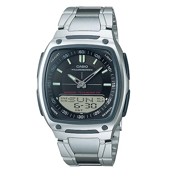 Casio Watches General Analog/Digital AW-81D-1AVDF (CN)