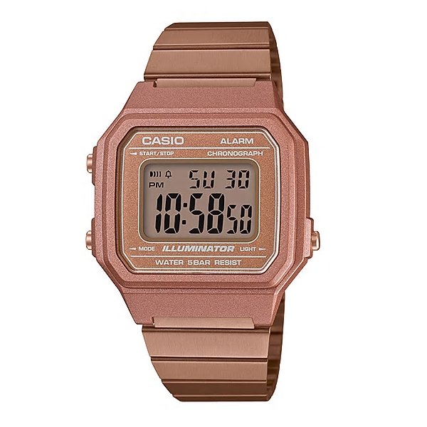 Casio Watches General Digital B650WC-5ADF (CN)