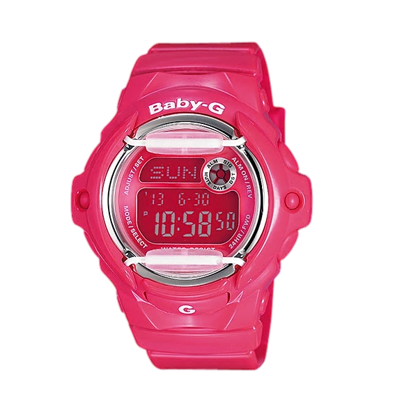 Casio Watches BABY G Digital BG-169R-4BDR (CN)