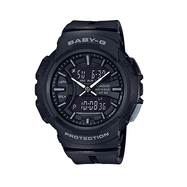 Casio Watches BABY G Analog/Digital BGA-240BC-1ADR (CN)