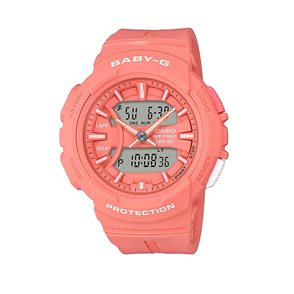 Casio Watches BABY G Analog/Digital BGA-240BC-4ADR (CN)