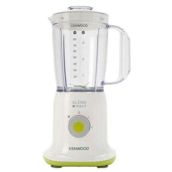Kenwood Blender Blend-Xtract 3-in-1 White & Green BL237WG