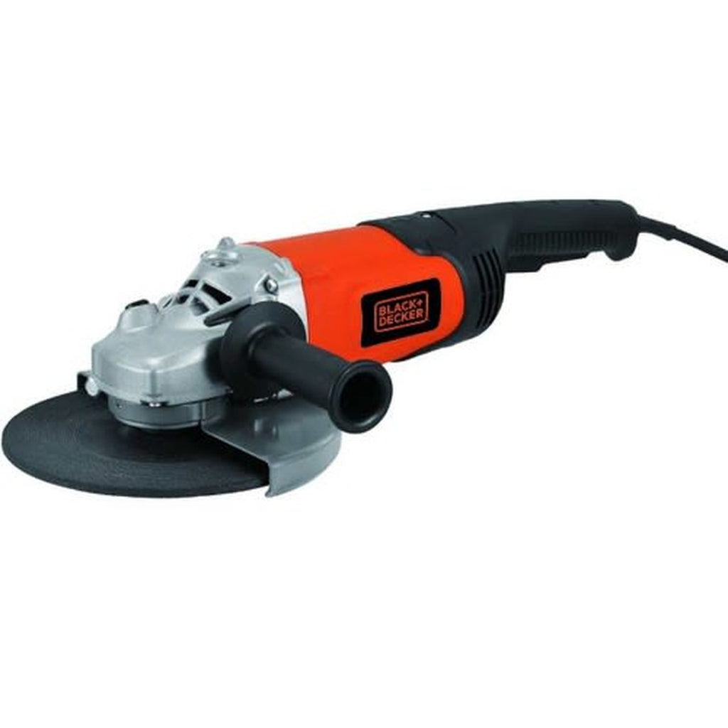 Black & Decker 2200W Large Angle Grinder
