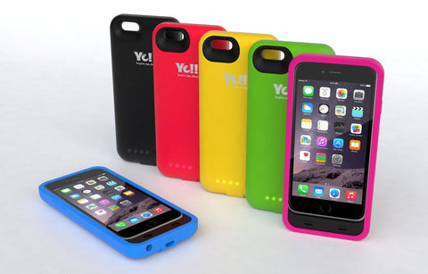 YE!! BPP6 IPHONE 6 3000mAh Battery Cover - GadgitechStore.com Lebanon - 2