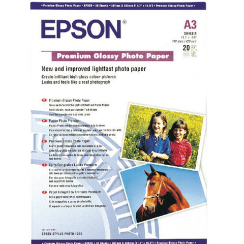 Epson Glossy Photo Paper (C13S041315)