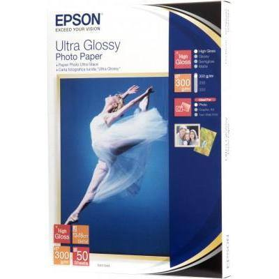 Epson Glossy Photo Paper (C13S041944)