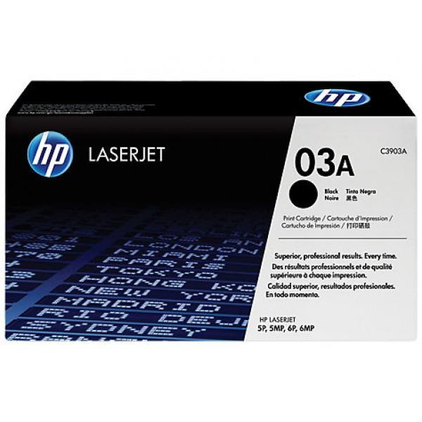 HP 03A Black Original LaserJet Toner Cartridge - Gadgitechstore.com