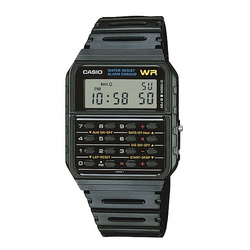 Casio Watches General Digital/ Cal CA-53W-1Z