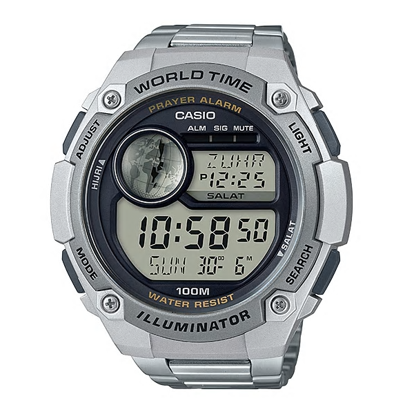 Casio Watches General Digital CPA-100D-1AVDF (CN)
