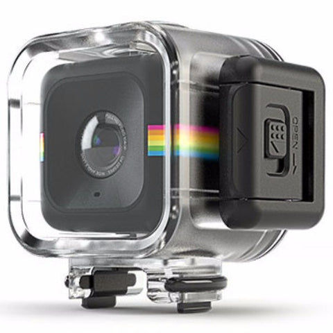 Polaroid Cube Accessory Water Proof + Suction Mount - GadgitechStore.com Lebanon - 2