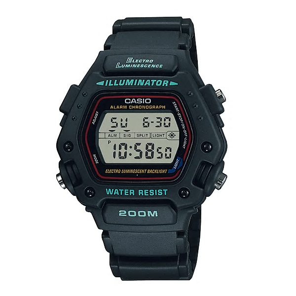 Casio Watches General Digital DW-290-1VS