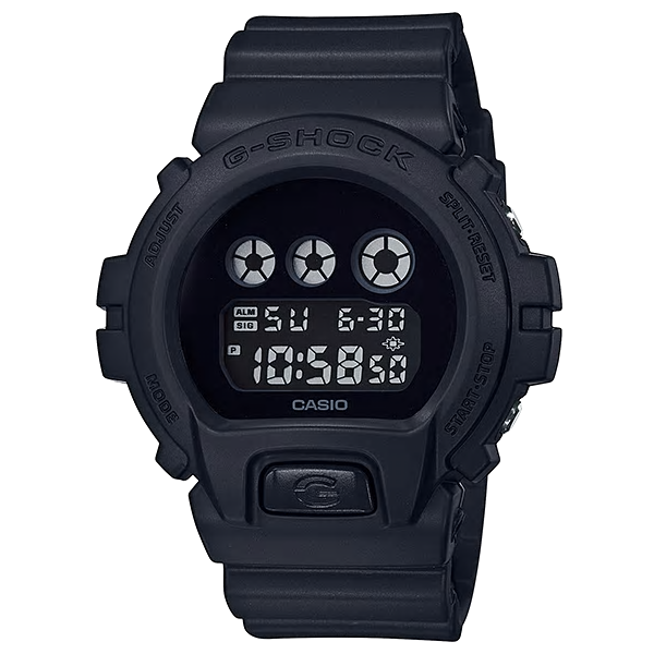 Casio Watches G SHOCK Digital DW-6900BBA-1DR (CN)