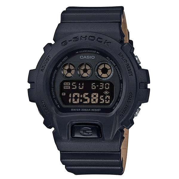Casio Watches G SHOCK Youth Digital DW-6900LU-1DR (CN)