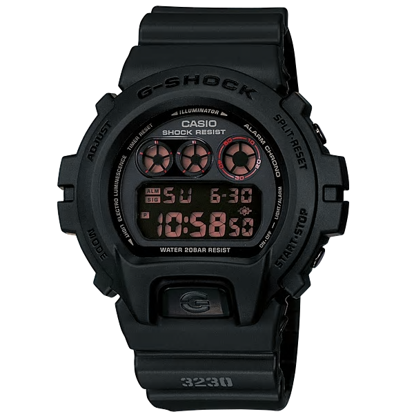 Casio Watches G SHOCK Youth Digital DW-6900MS-1DR (TH)
