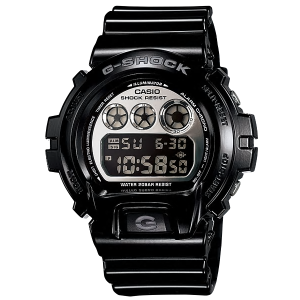 Casio Watches G SHOCK Youth Digital DW-6900NB-1DR (TH)