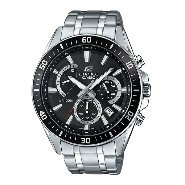 Casio Watches EDIFICE Analog EFR-552D-1AVUDF (CN)