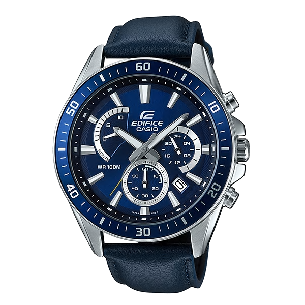 Casio Watches EDIFICE Analog EFR-552L-2AVUDF (CN)