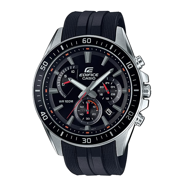 Casio Watches EDIFICE Analog EFR-552P-1AVUDF (CN)