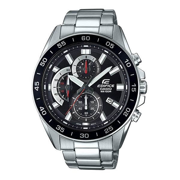 Casio Watches EDIFICE Analog EFV-550D-1AVUDF (CN)
