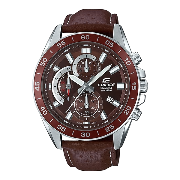 Casio Watches EDIFICE Analog EFV-550L-5AVUDF (CN)