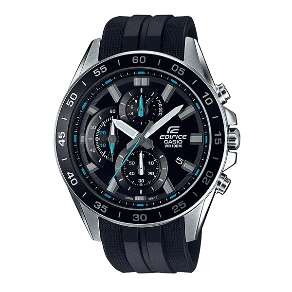 Casio Watches EDIFICE Analog EFV-550P-1AVUDF (CN)