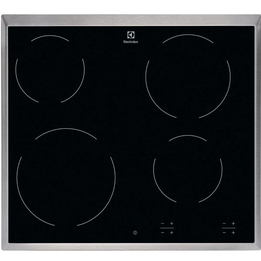 Electrolux Built-in Electric Hob EHF6240XOK