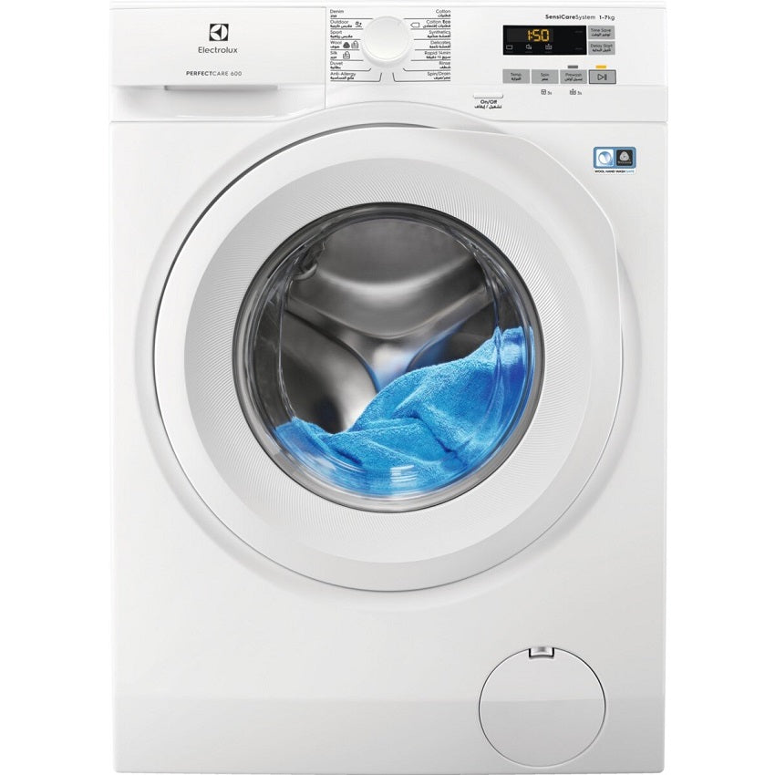 Electrolux Washer Perfect Care 600 7 kg