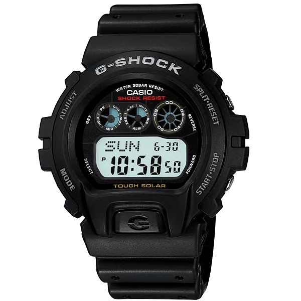 Casio Watches G SHOCK Youth Digital G-6900-1DR (TH)