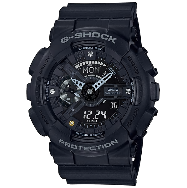 Casio Watches G SHOCK Analog/Digital GA-135DD-1ADR (CN)