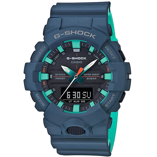 Casio Watches G SHOCK Analog/Digital GA-800CC-2ADR (TH)