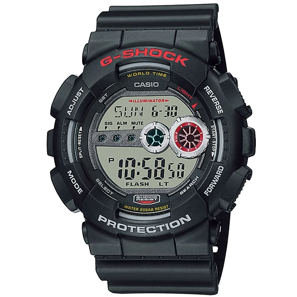 Casio Watches G SHOCK Youth Digital GD-100 (CN)