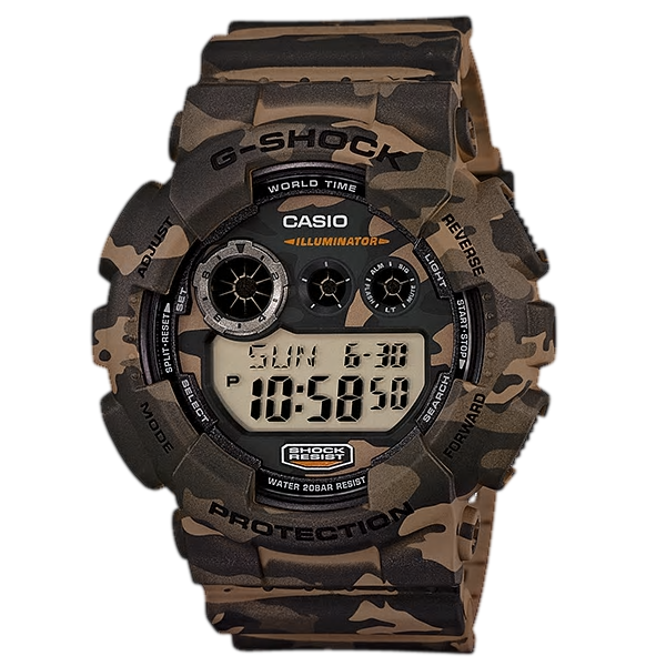 Casio Watches G SHOCK Digital GD-120CM