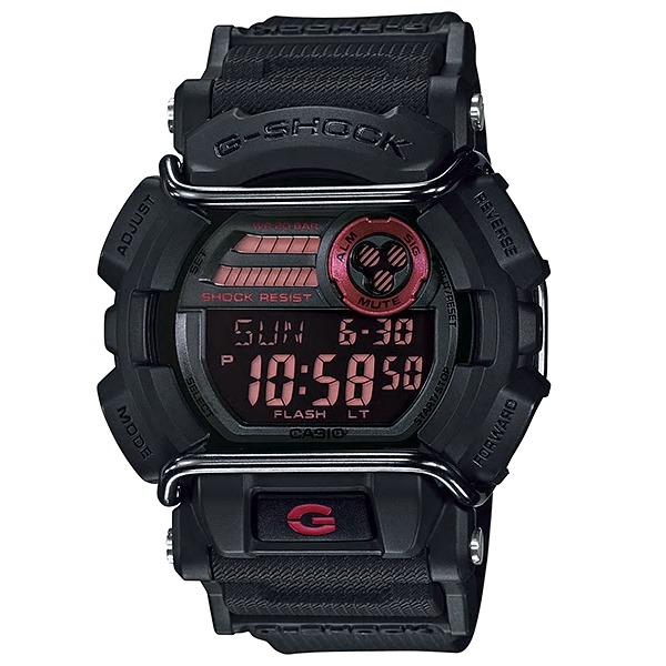 Casio Watches G SHOCK Youth Digital GD-400-1DR (CN)