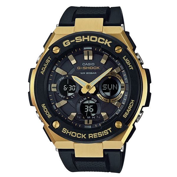 Casio Watches G SHOCK Analog/Digital GST-S100G-1ADR (TH)