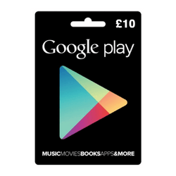 Google Play US Store Gift Card $10