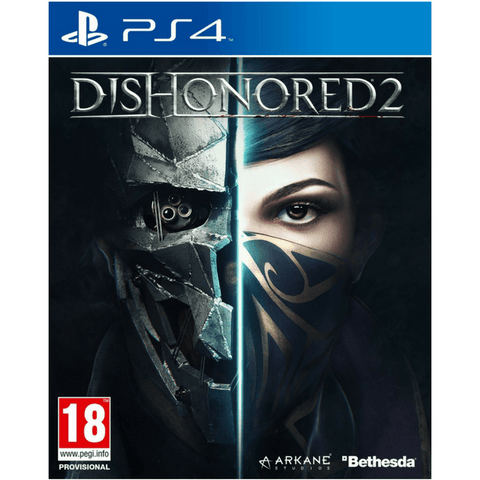 Dishonored 2 (PS4 Game) - Gadgitechstore.com