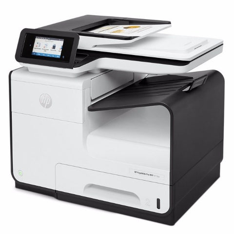 HP PageWide Pro 477dw Multifunction Inkjet Printer